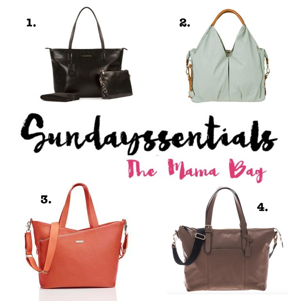 Sundayssential mama bag post