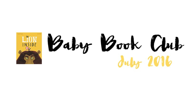 baby book club july 2016