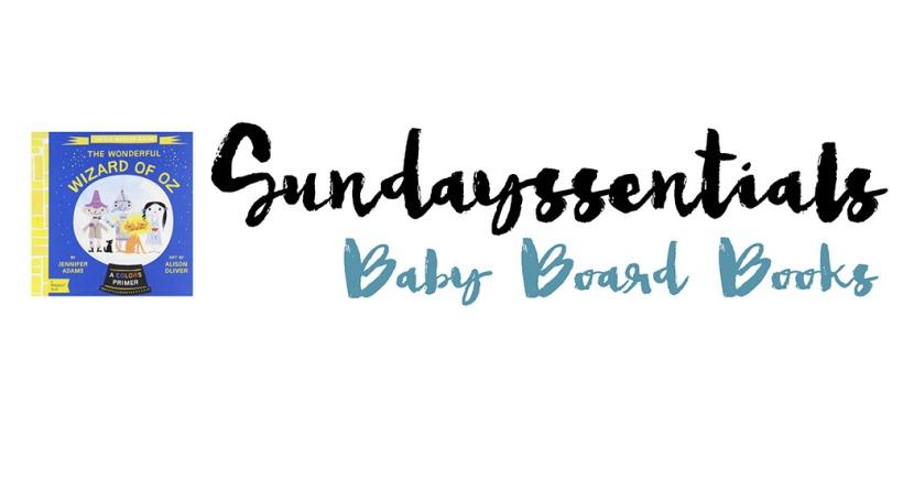 sundayssentials Baby books